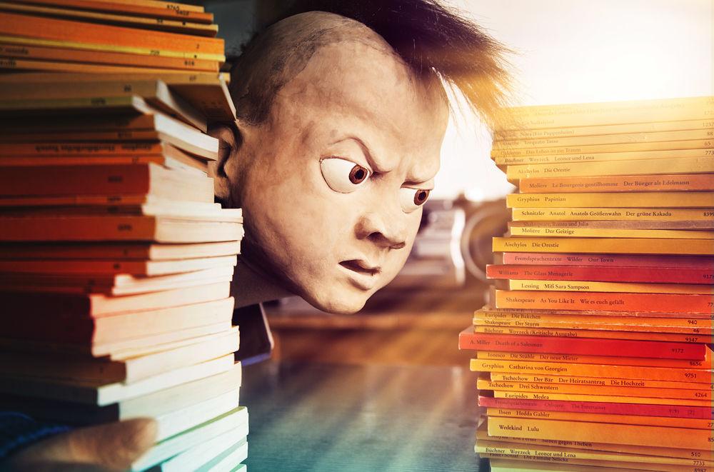 Zeit fr junge Leser:: Erwachsenenliteratur auch fr Kinder